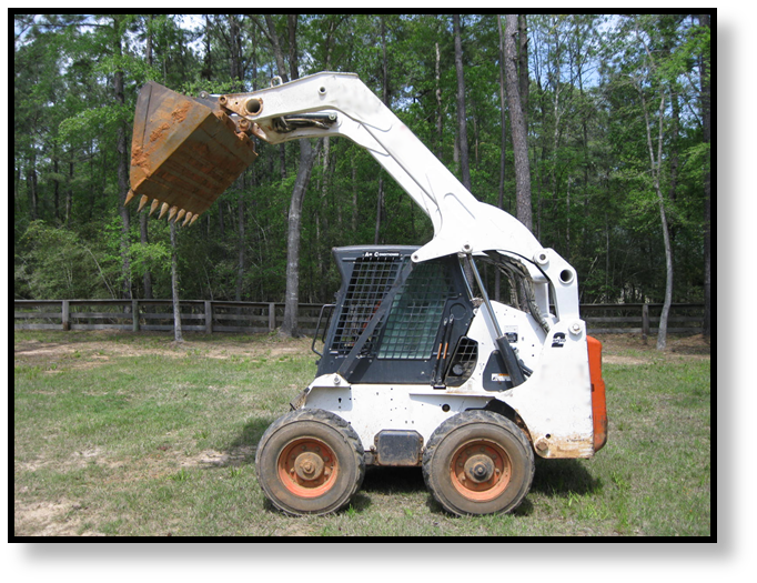 Facts from the History of the Skid Steer - Final Drive Parts