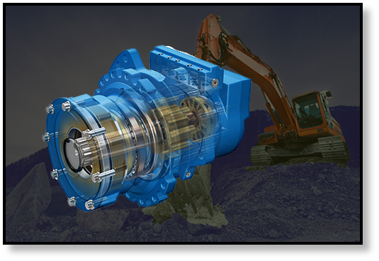 Travel Motor, Final Drive, Hydraulic Motor — What's the Difference