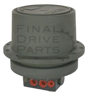 Rebuilt final drive motor
